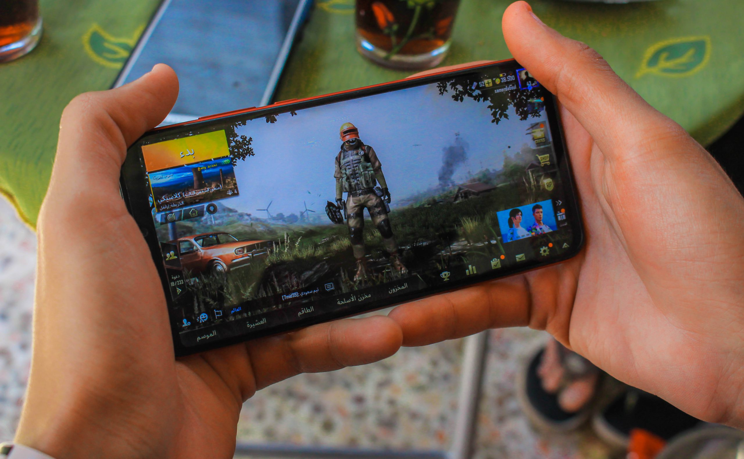 Screen recorder for PUBG Mobile
