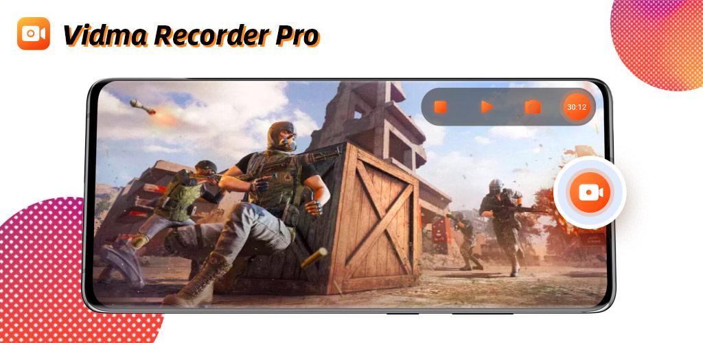 HD vidma screen recorder
