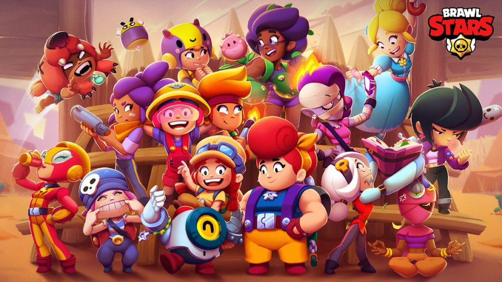 Android Moba Games Brawl stars