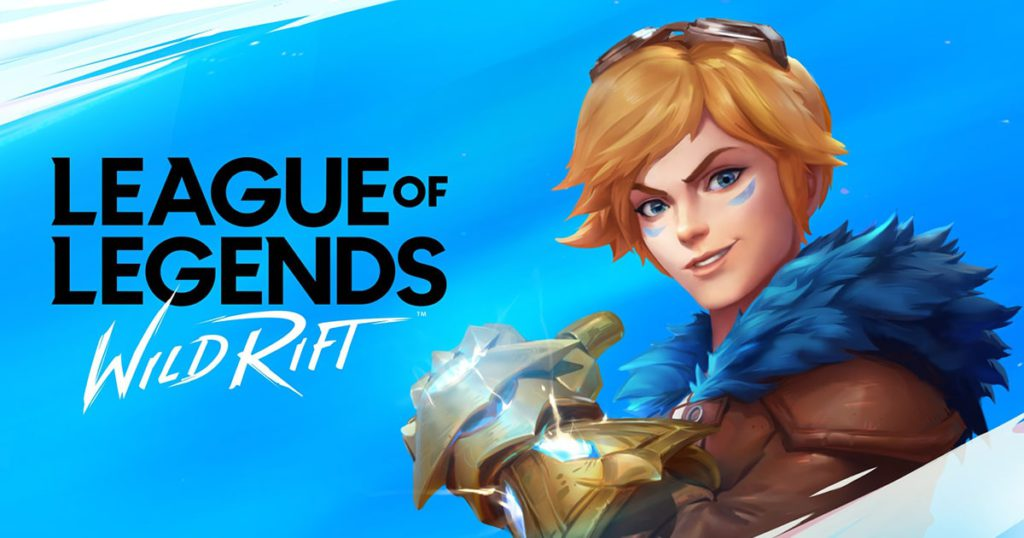 Android Moba Games League of legends