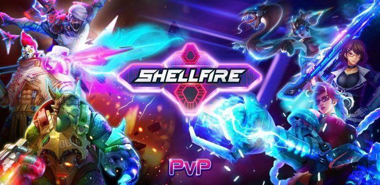Android Moba Games shellfire
