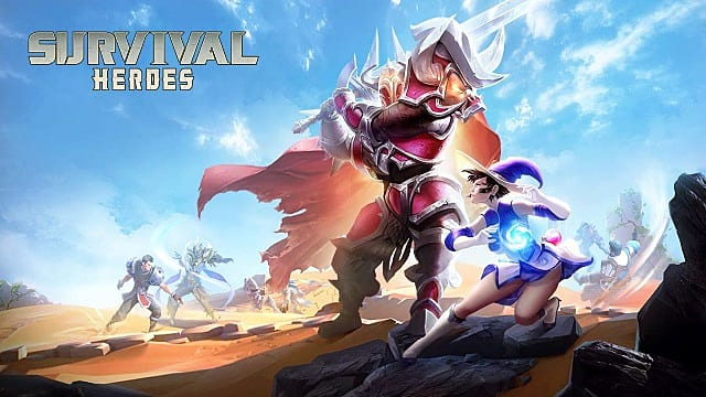 Android Moba Games survival heroes