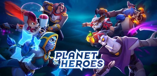 Android Moba Games planet heroes